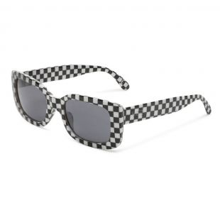 Очки Vans Keech Shades black/white check