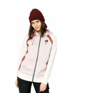 Толстовка Burton Scoop ZHD Wmn (dusty rose heather)