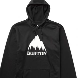 Толстовка Burton Clssmtnhgh HD (true black)