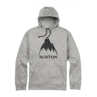Толстовка Burton Oak HD (monument heather)