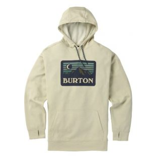 Толстовка Burton Oak HD (pelican heather)