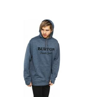 Толстовка Burton Oak HD (winter sky heather)
