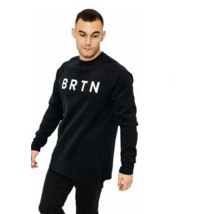 Толстовка Burton Brtn Crew (true black)