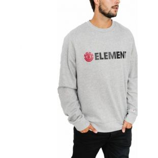 Толстовка Element Blazin Crew (grey heather)