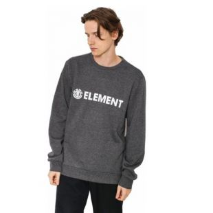Толстовка Element Blazin Crew (charcoal heather)