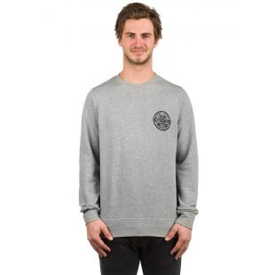Толстовка Element Roar N Row Crew (grey heather)