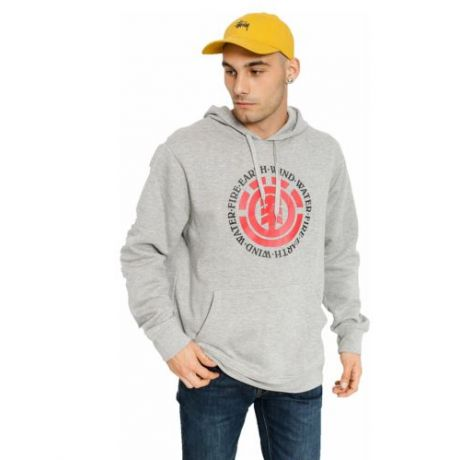 Толстовка Element Seal HD (grey heather)