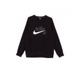 Толстовка Nike SB Icon (black/white)