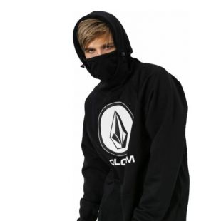 Толстовка Volcom Hydro Riding HD (blk)