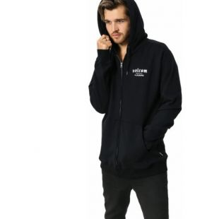 Толстовка Volcom Supply Stone ZIP (blk)