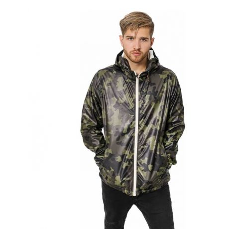 Куртка Element Alder Rain Wmn (bark camo)