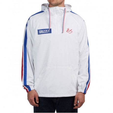 Куртка Es Match Anorak (white)