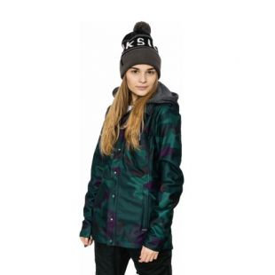 Куртка Volcom Circle Flannel Wmn (dca)