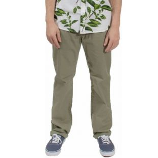 Штаны Vans Authentic Chino Pro (oil green)
