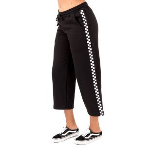 Штаны Vans Chromo Sweatpant Wmn (black)