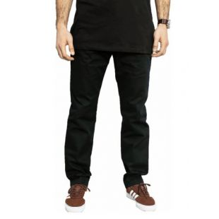 Штаны Vans Authentic Chino S (black)