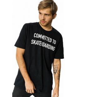 Футболка Circa Committed (black)
