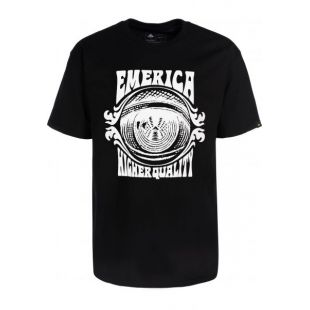 Футболка Emerica Paranoia (black)