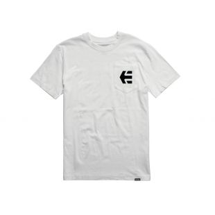 Футболка Etnies Icon Pocket (white)