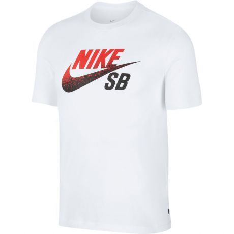 Футболка Nike SB Dri Fit Nba (white/black/university red)