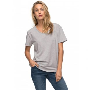 Футболка Roxy Just Simple Wmn (heritage heather)
