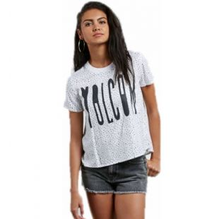 Футболка Volcom Mix A Lot Vneck Wmn (swh)