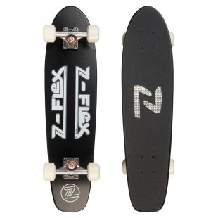"Круизер Z-Flex Cruiser 29"" black/white"