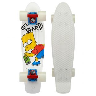 Penny The Simpsons 22 el barto