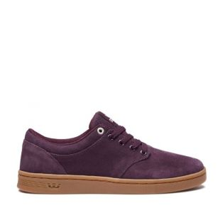Кеды Supra Chino Court (wine gum)