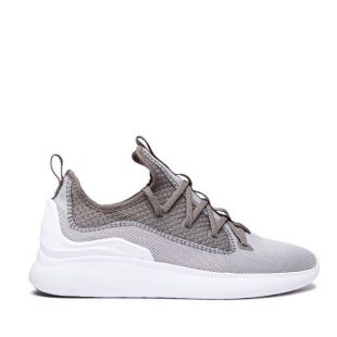 Кеды Supra Factor (lt grey/grey white)