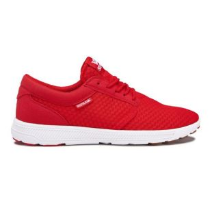 Кеды Supra Hammer Run (risk red/white)