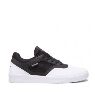 Кеды Supra Saint (white/black white)