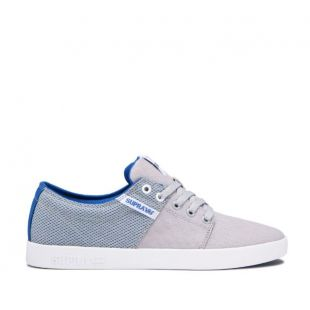 Кеды Supra Stacks II (lt grey/ocean/white)