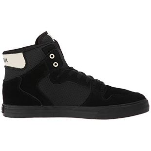 Кеды Supra Vaider (black/off white black)