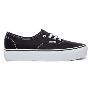 Кеды Vans Authentic Platform black
