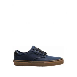 Кеды Vans Chima Ferguson Pro (dress blues/medium gum)