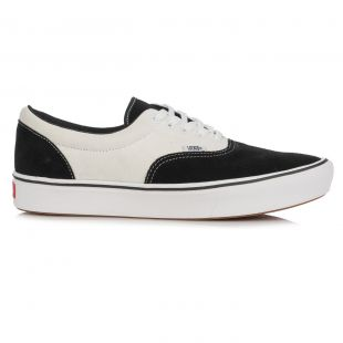 Кеды Vans Comfycush Era suede/canvas black/marshmallow