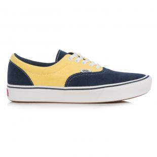 Кеды Vans Comfycush Era suede/canvas dress blues
