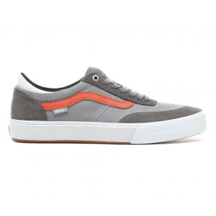 Кеды Vans Gilbert Crockett 2 Pro pewter/frost grey