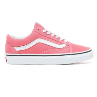 Кеды Vans Old Skool strawberry pink/true white
