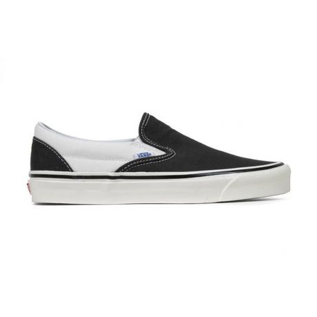 Кеды Vans Classic Slip On 98 Dx (anaheim/factory/black/white)