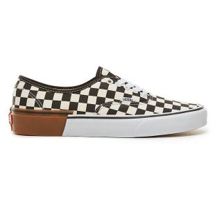 Кеды Vans Authentic gum block checkerboard