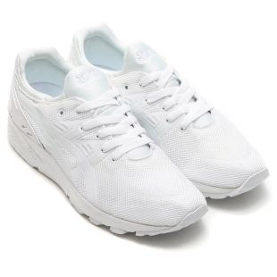 Кеды ASICS Gel Kayano Trainer Evo (white/white)