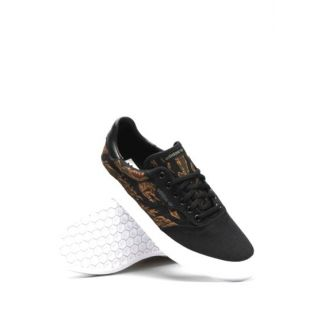 Кеды Adidas 3Mc (core black/brown/night cargo)