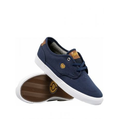 Кеды Circa Essential (navy/gold)