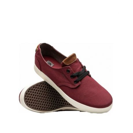 Кеды Circa Harvey (maroon/gray)