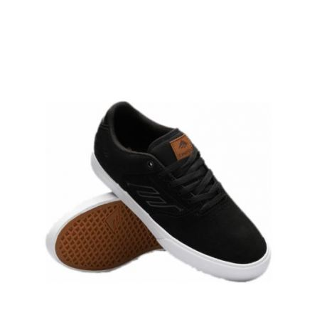 Кеды Emerica The Reynolds Low Vulc (black/brown)