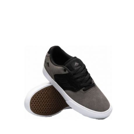 Кеды Emerica The Reynolds Low Vulc (grey/black/white)