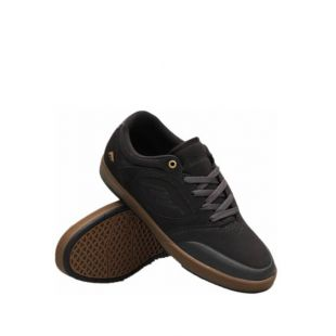 Кеды Emerica Dissent (grey/gum)