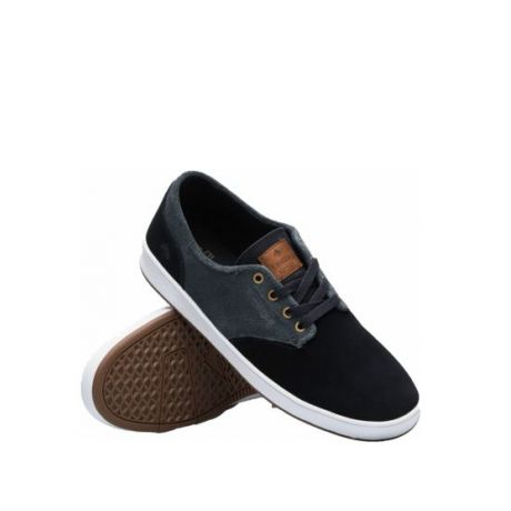 Кеды Emerica The Romero Laced (navy/blue/gold)